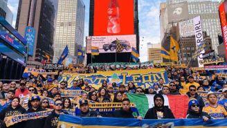 Libres y Lokos en New York