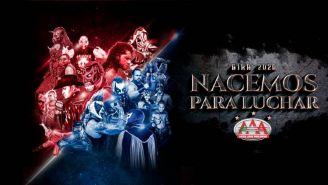 AAA dio por cancelado Nacemos para luchar