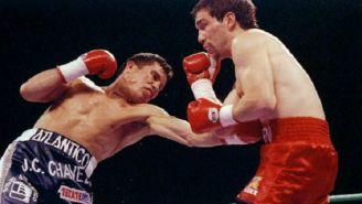 Julio César Chávez vs Greg Haugen en el Azteca