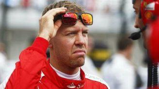 Sebastian Vettel ve cerca el final de su carrera como piloto