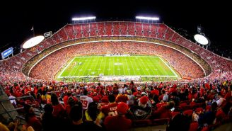 Arrowhead Stadium, casa de los Chiefs de Kansas City