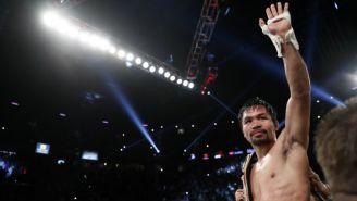 Manny Paquiao dio negativo por coronavirus