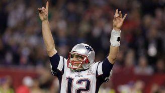 ¿Cómo se enamoró Tom Brady de la NFL?