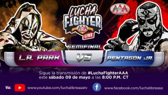 EN VIVO: Lucha Fighter AAA Final