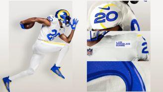 Rams presentó su nueva armadura para la temporada 2020