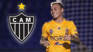Eduardo Vargas, principal deseo de Sampaoli para Atlético Mineiro