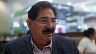 Raúl González en presentación