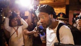 Se confirmó prisión para brasileño involucrado en el caso de Ronaldinho