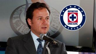 Cruz Azul: Bernardo De la Garza también es candidato a la presidencia