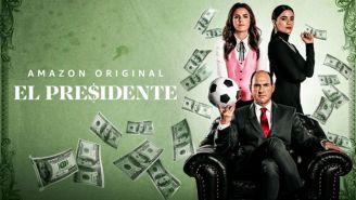 El Presidente, la nueva serie de Amazon