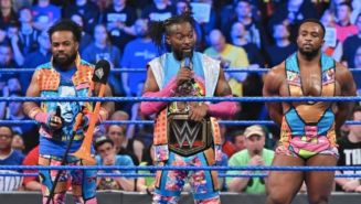WWE: The New Day se unió para afrontar el racismo en EEUU