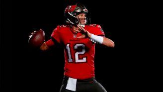Buccaneers: Tom Brady lució por primera vez uniformes de Tampa Bay