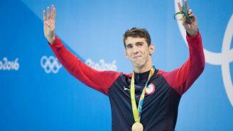 Micahel Phelps: Juegos Olímpicos recordaron sus hazañas en un video