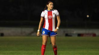 Chivas Femenil: Norma Palafox sueña con el campeonato de goleo y la posibilidad de jugar en Europa