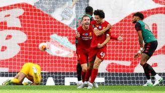 Liverpool: Superó resaca del título y venció al Aston Villa