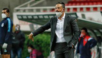 Atlas: Rafa Puente consideró que baja por Covid-19 les afectó vs Chivas