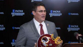 NFL: Ron Rivera trabaja para cambiar el nombre de Redskins