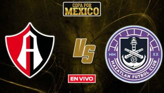 EN VIVO: Atlas vs Mazatlán