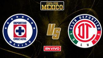 EN VIVO Y EN DIRECTO: Cruz Azul vs Toluca