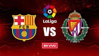 EN VIVO Y EN DIRECTO: Valladolid vs Barcelona J36