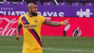 Barcelona: Vidal admitió que la Liga ya no depende de ellos; sin embargo, no dejarán de luchar