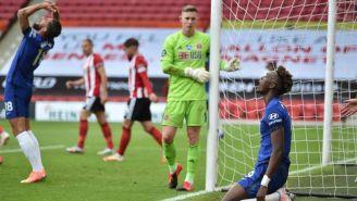 Premier League: Chelsea fue goleado por el Sheffield United y complicó su pase a Champions