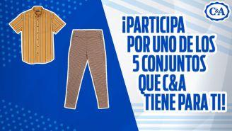 Participa en la promoción de RÉCORD y C&A