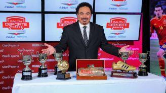 Hugo Sánchez: La Liga felicitó al 'Penta' por su cumpleaños número 62