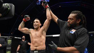 UFC: Fabricio Werdum se despidió de las artes marciales mixtas con victoria