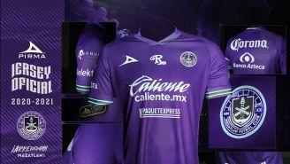 Playera de local de Mazatlán FC