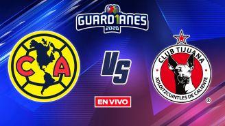 EN VIVO Y EN DIRECTO: América vs Tijuana Apertura 2020 Jornada 2