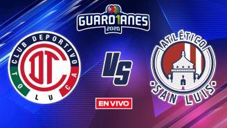 EN VIVO Y EN DIRECTO: Toluca vs Atlético de San Luis