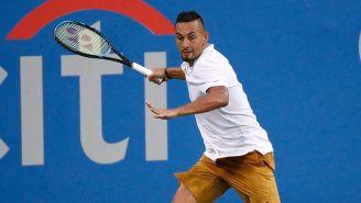 Nick Kyrgios anunció que no jugará el US Open por Coronavirus
