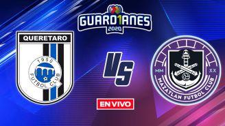 EN VIVO Y EN DIRECTO: Querétaro vs Mazatlán