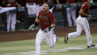 VIDEO: Home Run de campo en el Astros vs Diamondbacks