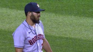Humberto Castellanos debutó con Astros y es el mexicano 131 en MLB