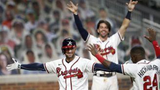 MLB: Atlanta venció y dejó tendido en el terreno a Toronto con jonrón de Nick Markakis