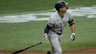 Yankees: Giancarlo Stanton fue colocado en la lista de lesionados
