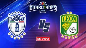 EN VIVO Y EN DIRECTO: Pachuca vs León Apertura 2020 Jornada 4