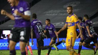 Tigres volvió a dejar ir puntos en el último minuto y se dejó empatar por Mazatlán FC