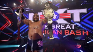 WWE: Debut de Keith Lee será ante Randy Orton