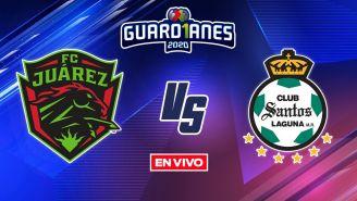 EN VIVO Y EN DIRECTO: Juárez vs Santos Guardianes 2020 J8