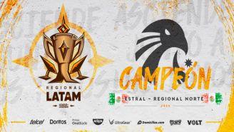 Estral Esports, campeón del Regional Norte