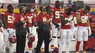 Chiefs en protesta