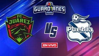 EN VIVO Y EN DIRECTO: Juárez vs Puebla Guardianes 2020 J10