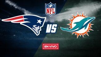 EN VIVO Y EN DIRECTO: New England vs Dolphins 2020 Semana 1