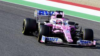 Checo Pérez: El piloto mexicano terminó en quinto lugar en el Gran Premio de la Toscana