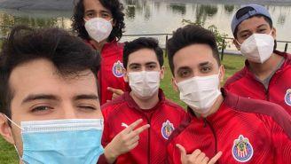 Chivas eSports: DiegoB se unió al Rebaño Sagrado