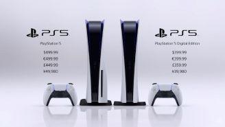 PlayStation 5 estará disponible en noviembre