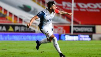 Chivas: Alexis Vega dejó en el pasado las indisciplinas y seguirá hablando en el terreno de juego